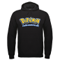 Mobile Preview: DOPEMON Hoodie Schwarz Mockup