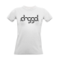 Preview: DRGGD Shirt Weiss Frauen Mockup