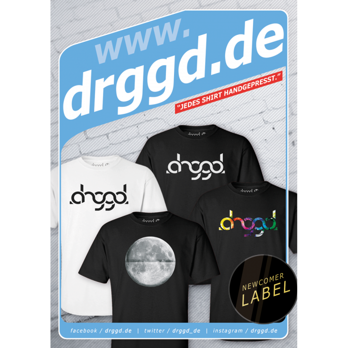DRGGD Flyer Front Back