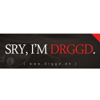 DRGGD STICKER 2 (Pack)